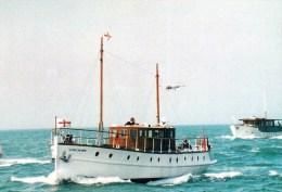 Postcard - M.Y. Sundowner - Little Ship Of Dunkirk, Participating In The ADLS Dunkirk Commemorative Crossing June 2000. - Otros