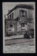PARIS 15 Maison H. AUSCALER Couscous En Gros 62 Rue Cambronne - Arrondissement: 15