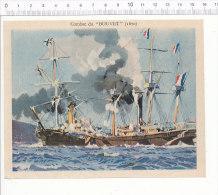 Combat Du BOUVET / Bataille Navale  / Marine Bateau Voilier Navire  // VP 146/4 - Oude Documenten