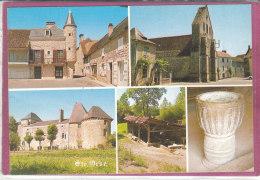24.- SAINTE ORSE ( Carte Tissée ) - Sonstige Gemeinden
