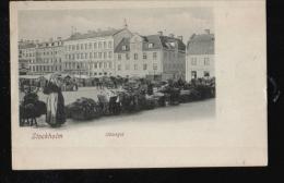 ZA896 STOCKHOLM...MARCHE - Zweden