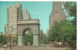 New York City (USA, Stati Uniti) Washington Arch In The Greenwich Village - Greenwich Village