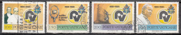 Vatican City   Scott No   681-84     Used    Year  1981 - Used Stamps