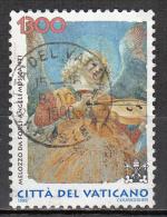 Vatican City   Scott No   1079     Used    Year  1998 - Vatikan