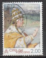 Vatican City   Scott No   1540     Used    Year  2013 - Vatikan