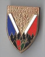 INSIGNE ECOLE DES CADRES SERVICE DE SANTE WILDBAD - DRAGO PARIS BERANGER - Services Médicaux