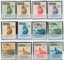 Somalia Italiana Arte Coloniale MNH** - Lot. R63 - Somalia
