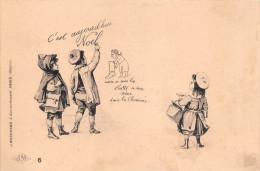 """¤¤  -   Illustrateur  """" Paul DUFRESNE """"  -  Enfants Attendant Le Père Noël     -  ¤¤ - Illustratoren & Fotografen"""