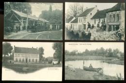Grand lot de 400 cartes postales de Belgique     Groot lot van 400 postkaarten van Belgi�  -  50 scans