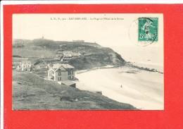 62 CAP GRIS NEZ Cpa Plage Hotel De La Sirene     L D B 522 - France