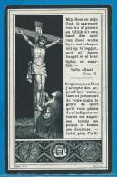 Bidprentje Van Rosalie Vervaet - Wetteren - 1841 - 1918 - Images Religieuses