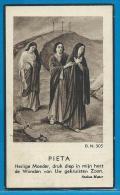 Bidprentje Van Louise Gheldof - Westvleteren - Poperinge - 1874 - 1945 - Images Religieuses