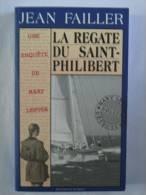 MARY LESTER N° 17 LA REGATE DU SAINT PHILIBERT  Policier Breton - Non Classés