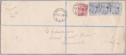 OZ Australien 1907-11-22 WALCHA NSW R-Brief - 1850-1906 New South Wales