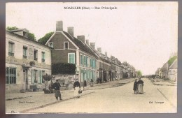 NOAILLES . Rue Principale . . - Noailles
