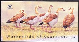 South Africa 1997 Waterbirds Booklet ** Mnh (F3830) - Boekjes