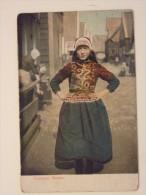 HM17 * Netherland. Costum Of Marken. - Europe