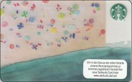 Germany  Starbucks Card Beach NEW  2014-6108 - Gift Cards