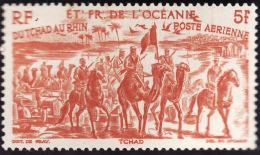 OCEANIE   1946  -   PA   20  - 5f Orange  - NEUF** - Cote 2e - Poste Aérienne