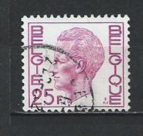 -BELGIE GESTEMPELD (OPCB)  NR° 1748   Catw.  0.15  Euro - 1970-1980 Elström