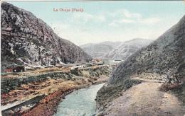 La Oroya (Peru) 1921 To Liège, Stamp - Pérou