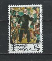 -BELGIE GESTEMPELD (OPCB)  NR° 1845   Catw.  0.45  Euro - Belgium