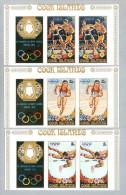OZ Cook Island 1972 Mi# 330-32 Paar+Zierfeld Ungezähnt ** - Cook
