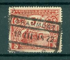 """BELGIE - OBP Nr TR 121 - Cachet """"GRAMMONT"""" - (ref. VL-8080) - 1915-1921"""