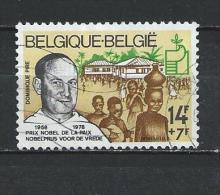 -BELGIE GESTEMPELD (OPCB)  NR° 1920   Catw.  1.25  Euro - Belgium