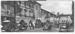 Millesimo Piazza Italia - Savona 1970 Cartolina Lunga Rara E Bella - Savona