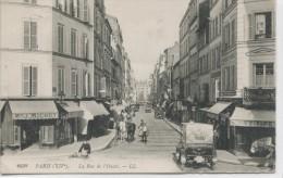 -75-PARIS  XIV -  La  Rue  De  L´Ouest - Arrondissement: 14