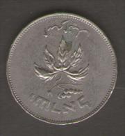 ISRAELE 50 PRUTA 1954 - Israele