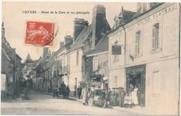 LUYNES - Hotel De La Gare Et Rue Principale - Luynes