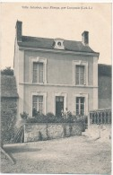 LANGEAIS - Villa Jakobus, Aux Etangs - Pliure Coin Supérieur Droit - Langeais