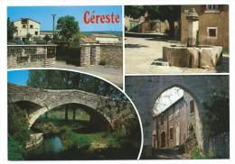Multivues - CERESTE - Alpes De Haute Provence 04 - Autres Communes