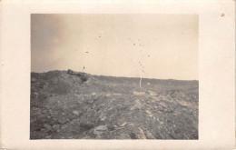 Carte-Photo Militaire   -  Vue Générale Du Village De FLEURY , Entièrement Détruit En 1917   - - Ohne Zuordnung