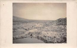 Carte-Photo Militaire   -  Village De VAUX Entièrement Détruit En 1917   -  Tranchées   - - Ohne Zuordnung