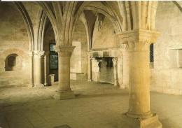 13. CPM. Bouches-du-Rhône. Abbaye De Silvacane, Le Chauffoir - Sin Clasificación
