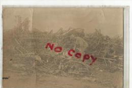Carte Photo Sans Doute Lz 77 Brabant-le-roi - Dirigibili