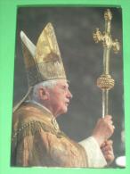 Papa BENEDETTO XVI  - Santino - Images Religieuses