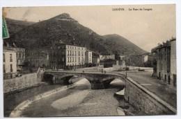 LODEVE (34) - LE PONT DE LERGUE - Lodeve