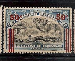 CONGO BELGE 90 Mint Neuf * - Congo Belge