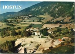 CPSM 26 SAINT MARTIN D HOSTUN HOSTUN   Grand Format 15 X 10,5 Cm - Otros Municipios