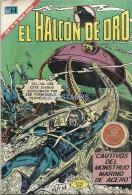 12145 MAGAZINE REVISTA MEXICANAS COMIC EL HALCON DE ORO Nº 160 AÑO 1971 ED EN NOVARO - Livres, BD, Revues