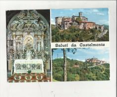 91377 Saluti Da Castelmonte - Udine