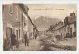 05 Dép.- Les Alpes - 914. Mont-Dauphin (1050m ) - Rue Campana. V. Fournier. édit.- Gap.  Carte Postale Ayant Voyagée, Do - Autres Communes
