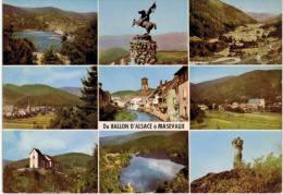 Du Ballon D´Alsace à Masevaux : Lac D´Alfeld - Lac De Sewen - Dolleren - Kirchberg - Neuweiher Oberbruck Niederbruck - Sin Clasificación