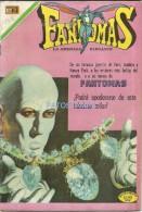 12156 MAGAZINE REVISTA MEXICANAS COMIC FANTOMAS LA AMENAZA ELEGANTE Nº 38 AÑO 1970 ED EN NOVARO - Bücher, Zeitschriften, Comics
