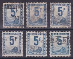 LOT COLIS POSTAUX N° 4 OBL - Collections