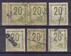 LOT COLIS POSTAUX N° 11 OBL - Collections